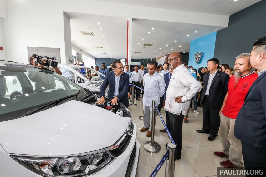 Proton launches upgraded 4S centre, new light blue CI Image #825264