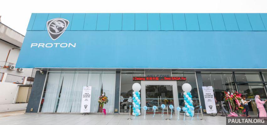 Proton launches upgraded 4S centre, new light blue CI Image #825235