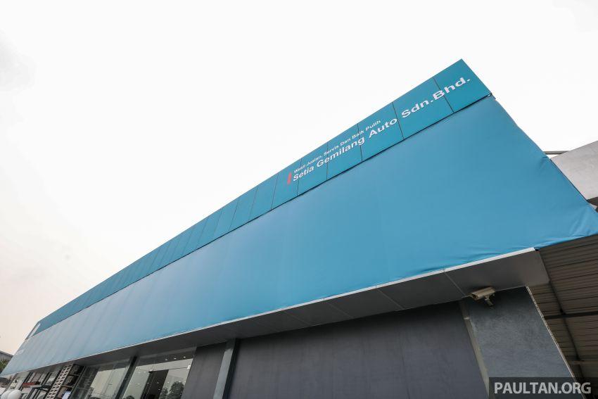 Proton launches upgraded 4S centre, new light blue CI Image #825236