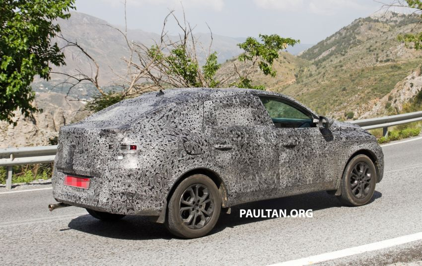 Renault teases new crossover model – Russia debut Image #832136