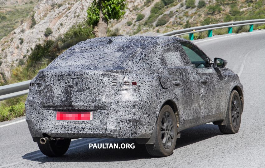 Renault teases new crossover model – Russia debut Image #832138