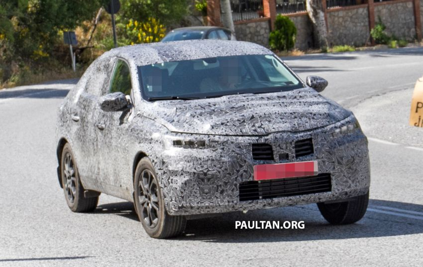Renault teases new crossover model – Russia debut Image #832128