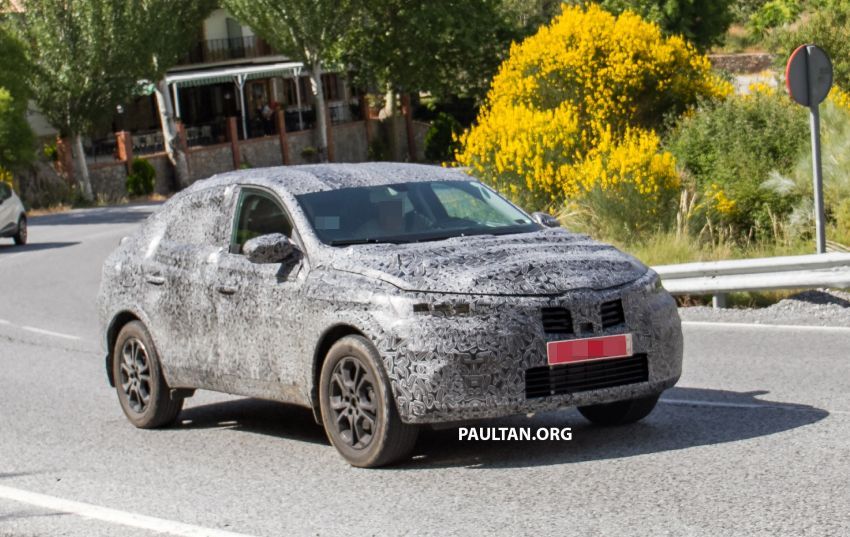 Renault teases new crossover model – Russia debut Image #832129