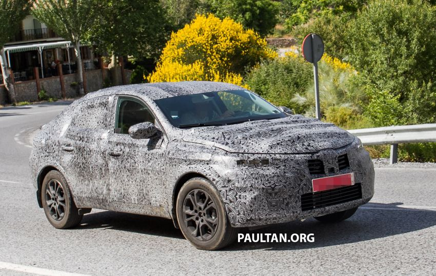 Renault teases new crossover model – Russia debut Image #832130