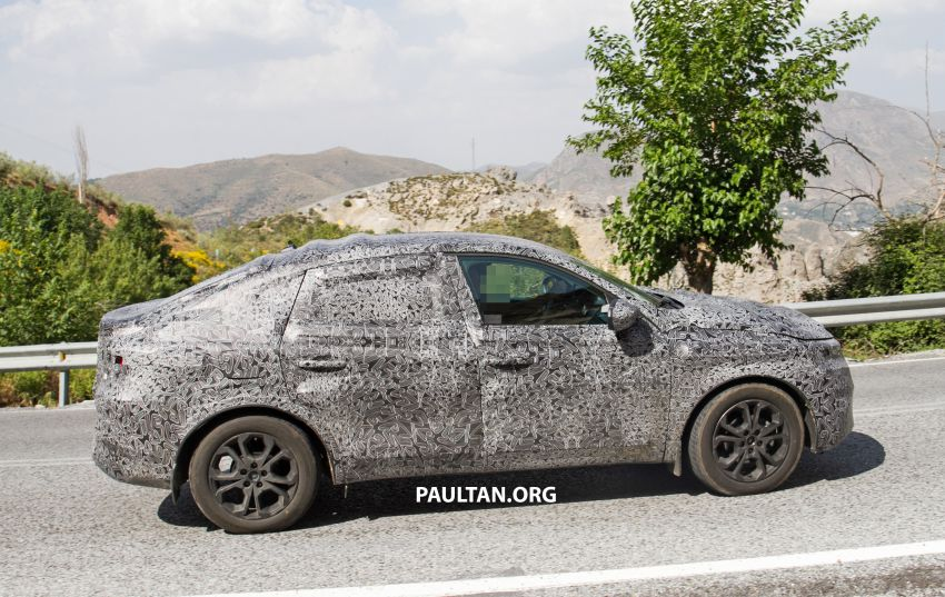 Renault teases new crossover model – Russia debut Image #832133