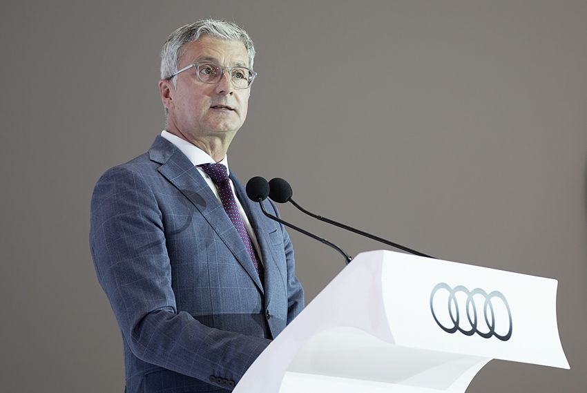 Audi CEO arrested over fears of Dieselgate coverup Image #828130