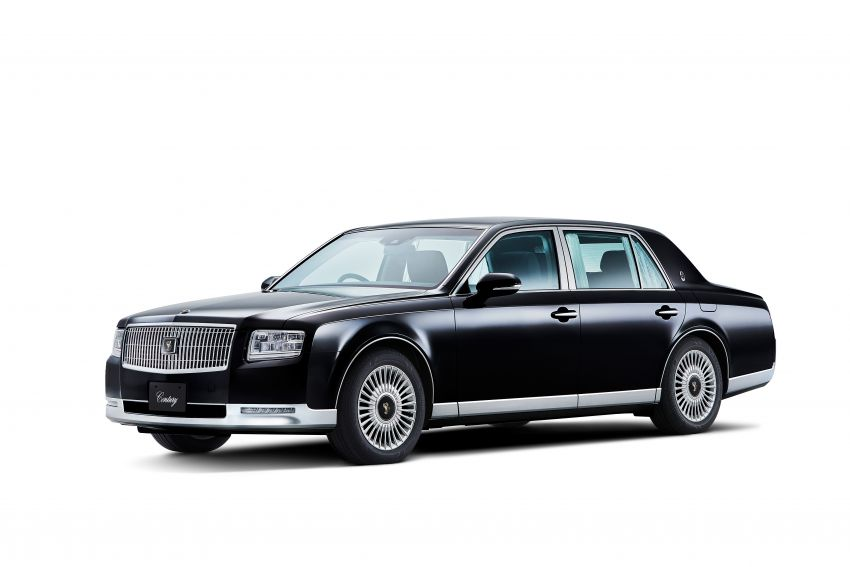 Toyota Century – new third-gen Japanese limousine goes on sale, 431 PS hybrid V8, priced at RM720k Image #831398