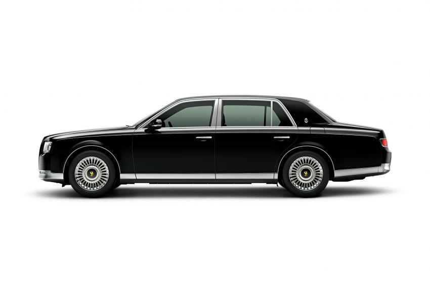 Toyota Century – new third-gen Japanese limousine goes on sale, 431 PS hybrid V8, priced at RM720k Image #831411
