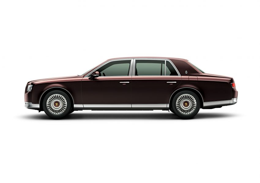 Toyota Century – new third-gen Japanese limousine goes on sale, 431 PS hybrid V8, priced at RM720k Image #831413
