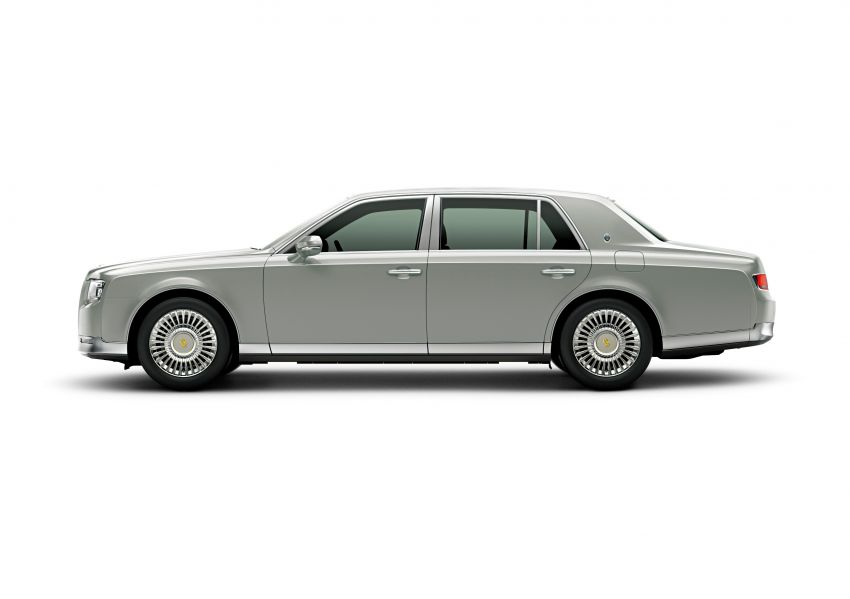 Toyota Century – new third-gen Japanese limousine goes on sale, 431 PS hybrid V8, priced at RM720k Image #831414