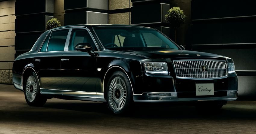Toyota Century – new third-gen Japanese limousine goes on sale, 431 PS hybrid V8, priced at RM720k Image #831400
