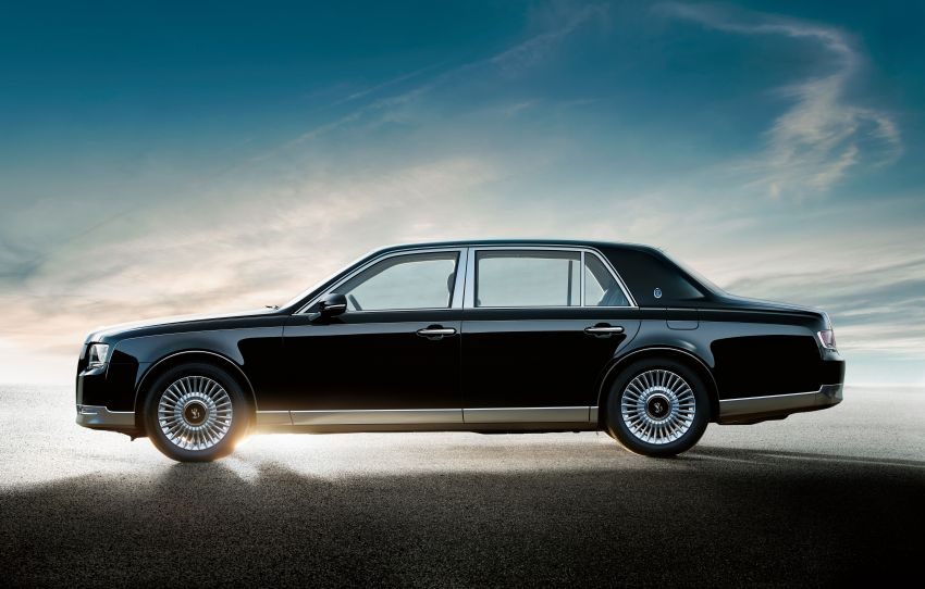 Toyota Century – new third-gen Japanese limousine goes on sale, 431 PS hybrid V8, priced at RM720k Image #831401