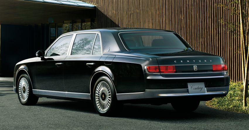Toyota Century – new third-gen Japanese limousine goes on sale, 431 PS hybrid V8, priced at RM720k Image #831403
