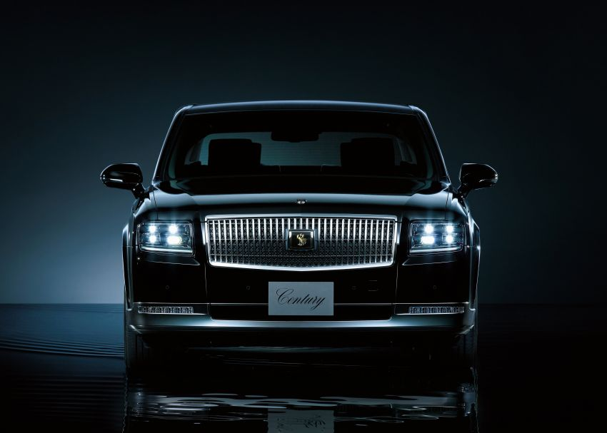 Toyota Century – new third-gen Japanese limousine goes on sale, 431 PS hybrid V8, priced at RM720k Image #831404