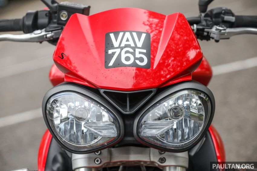 Honda CB650F, Kawasaki Z900 ABS, Triumph 765S, Yamaha MT-09 – which RM50k bike is best for you? Image #829602