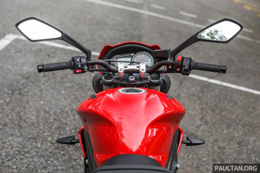Honda CB650F, Kawasaki Z900 ABS, Triumph 765S, Yamaha MT-09 – which RM50k bike is best for you? Image #829616