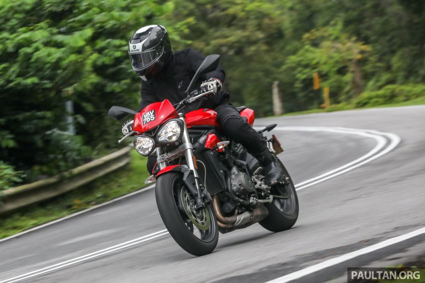 Honda CB650F, Kawasaki Z900 ABS, Triumph 765S, Yamaha MT-09 – which RM50k bike is best for you? Image #829641