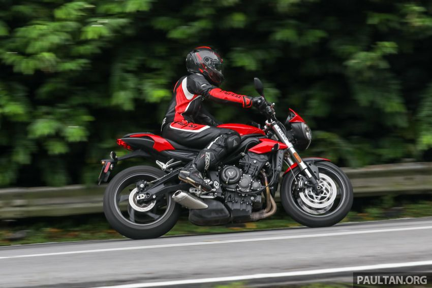 Honda CB650F, Kawasaki Z900 ABS, Triumph 765S, Yamaha MT-09 – which RM50k bike is best for you? Image #829642