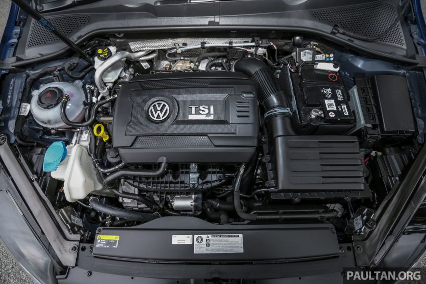 FIRST DRIVE: 2018 Volkswagen Golf GTI and R Mk7.5 Image #826865