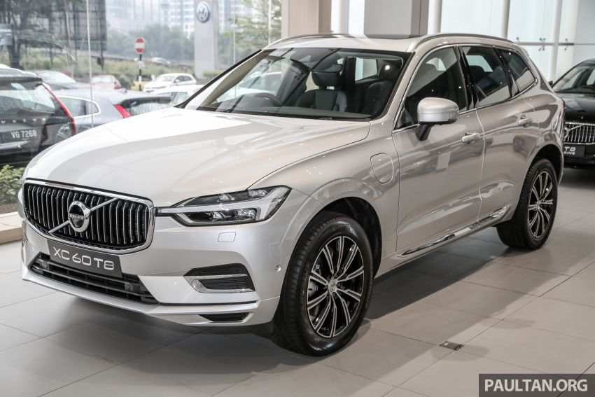 GALLERY: Locally-assembled Volvo XC60 T5 Momentum, T8 Inscription – CKD from RM282k Image #830635
