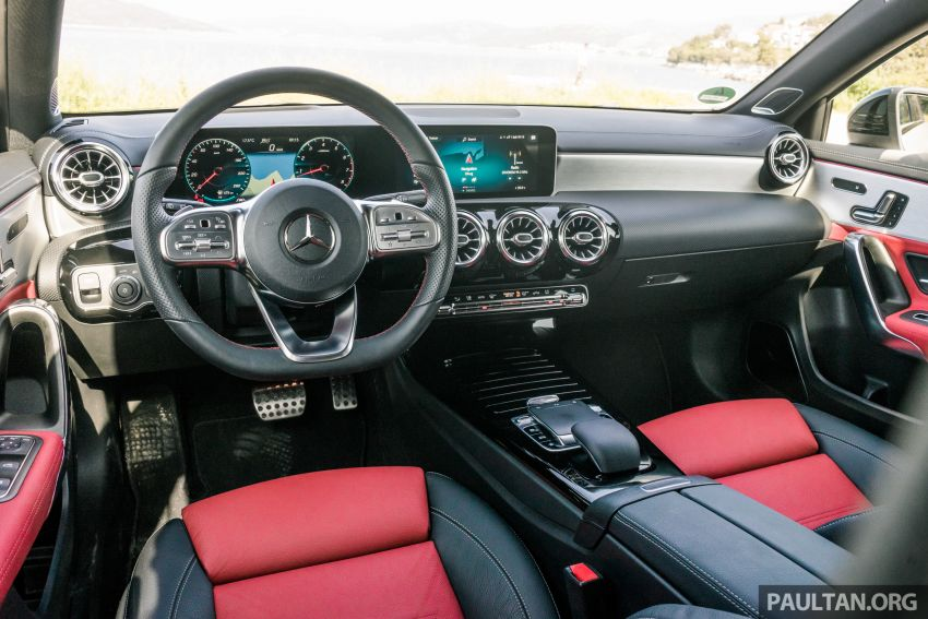 DRIVEN: W177 Mercedes-Benz A-Class in Croatia Image #830993