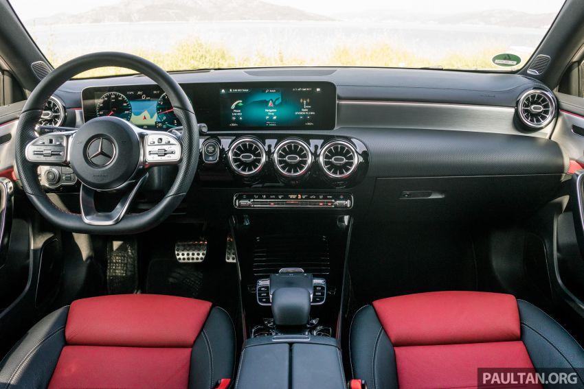 DRIVEN: W177 Mercedes-Benz A-Class in Croatia Image #830995