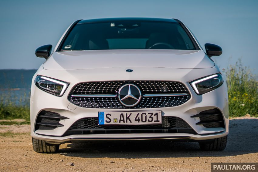 DRIVEN: W177 Mercedes-Benz A-Class in Croatia Image #830975
