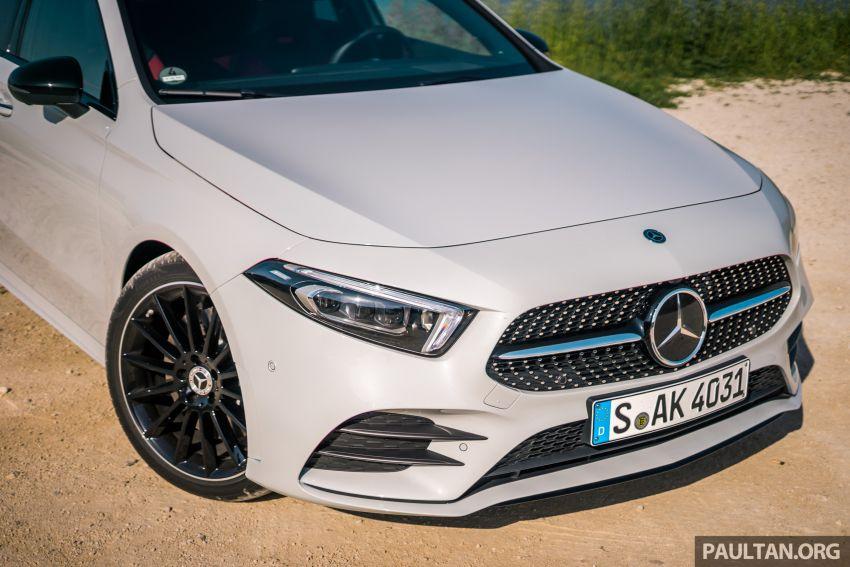 DRIVEN: W177 Mercedes-Benz A-Class in Croatia Image #830979