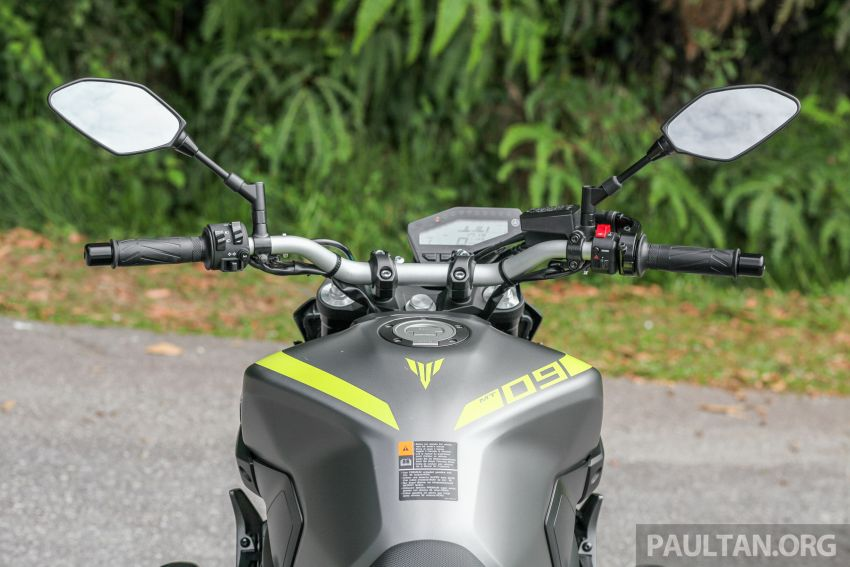 Honda CB650F, Kawasaki Z900 ABS, Triumph 765S, Yamaha MT-09 – which RM50k bike is best for you? Image #829690