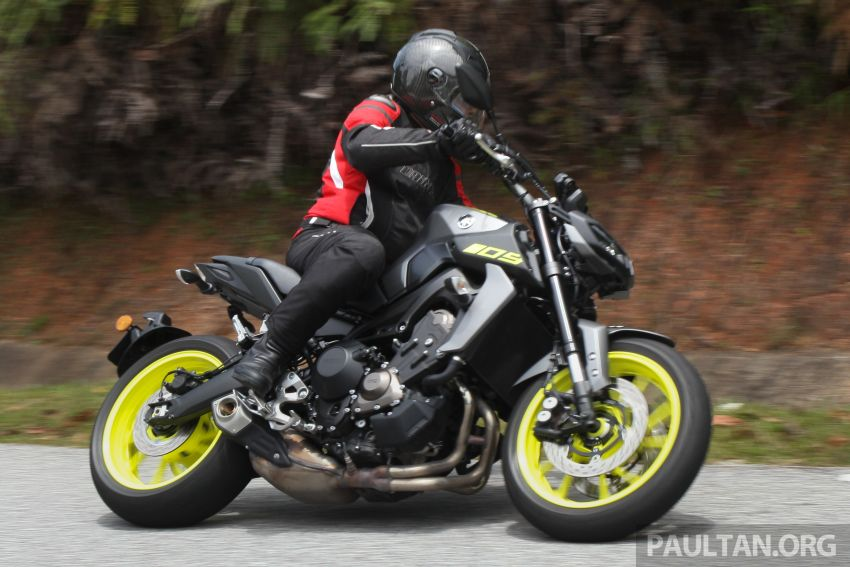 Honda CB650F, Kawasaki Z900 ABS, Triumph 765S, Yamaha MT-09 – which RM50k bike is best for you? Image #829704