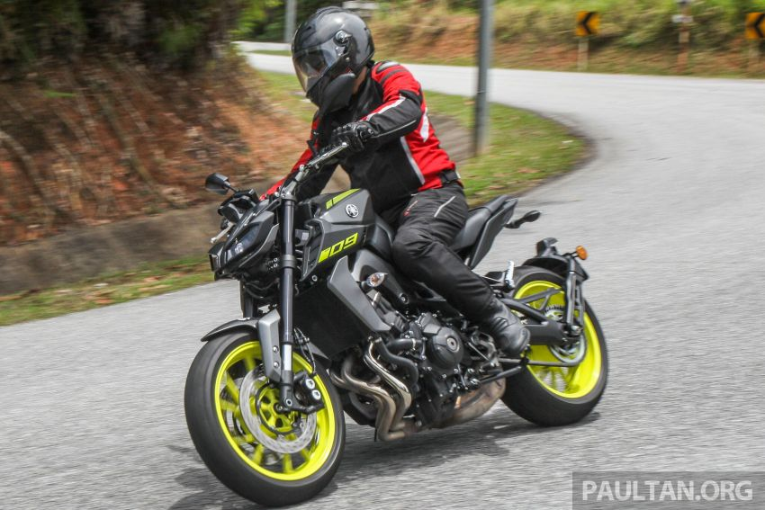 Honda CB650F, Kawasaki Z900 ABS, Triumph 765S, Yamaha MT-09 – which RM50k bike is best for you? Image #829705