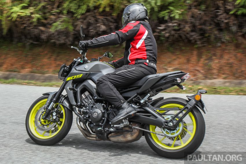 Honda CB650F, Kawasaki Z900 ABS, Triumph 765S, Yamaha MT-09 – which RM50k bike is best for you? Image #829707