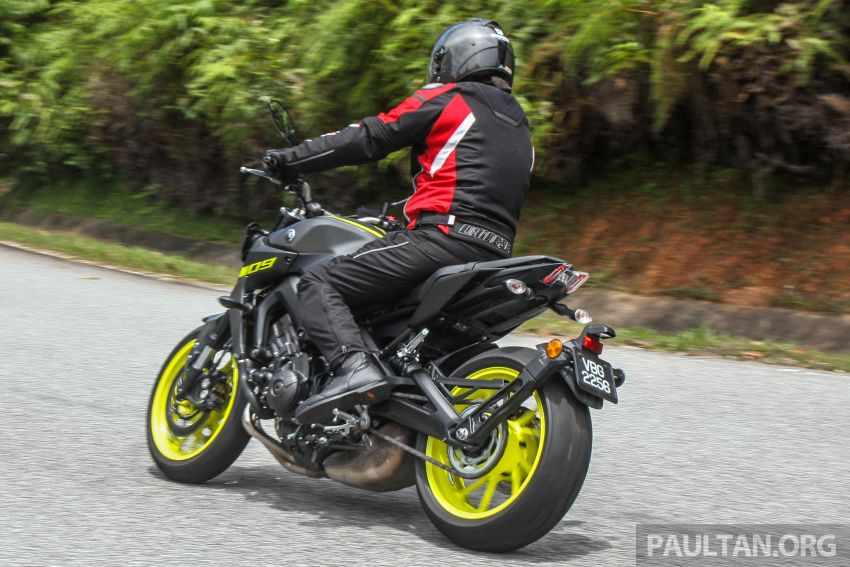 Honda CB650F, Kawasaki Z900 ABS, Triumph 765S, Yamaha MT-09 – which RM50k bike is best for you? Image #829708
