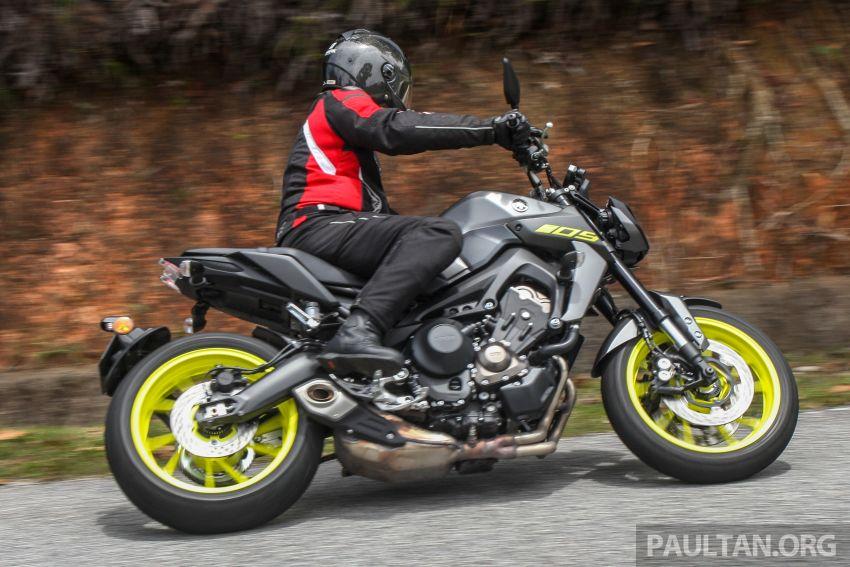 Honda CB650F, Kawasaki Z900 ABS, Triumph 765S, Yamaha MT-09 – which RM50k bike is best for you? Image #829709