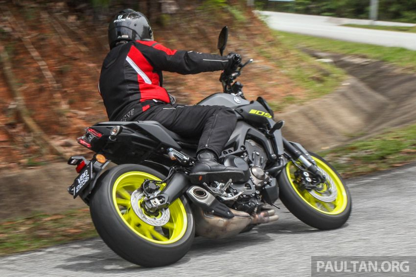 Honda CB650F, Kawasaki Z900 ABS, Triumph 765S, Yamaha MT-09 – which RM50k bike is best for you? Image #829710