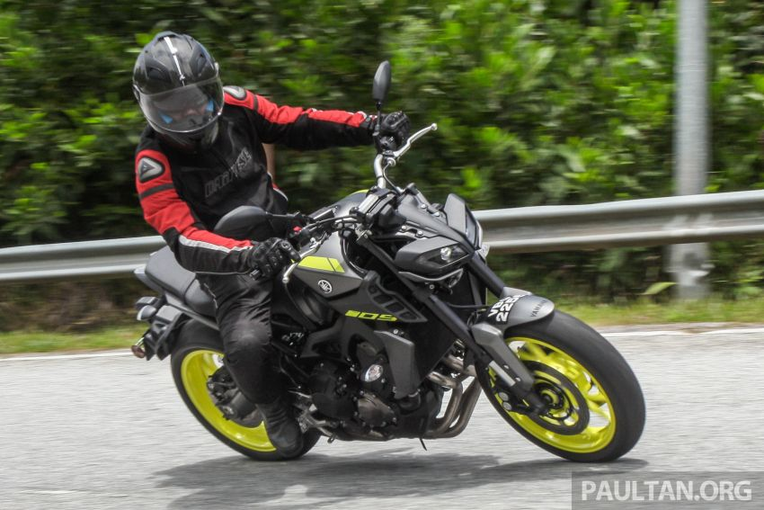 Honda CB650F, Kawasaki Z900 ABS, Triumph 765S, Yamaha MT-09 – which RM50k bike is best for you? Image #829711