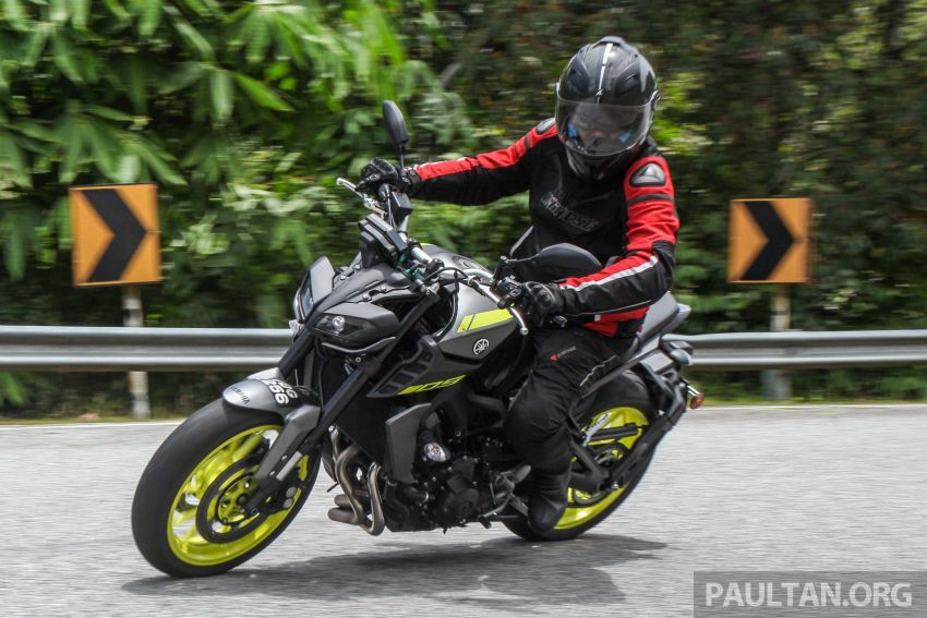 Honda CB650F, Kawasaki Z900 ABS, Triumph 765S, Yamaha MT-09 – which RM50k bike is best for you? Image #829712