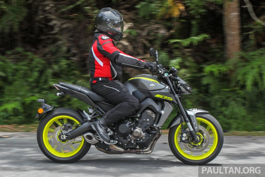 Honda CB650F, Kawasaki Z900 ABS, Triumph 765S, Yamaha MT-09 – which RM50k bike is best for you? Image #829713