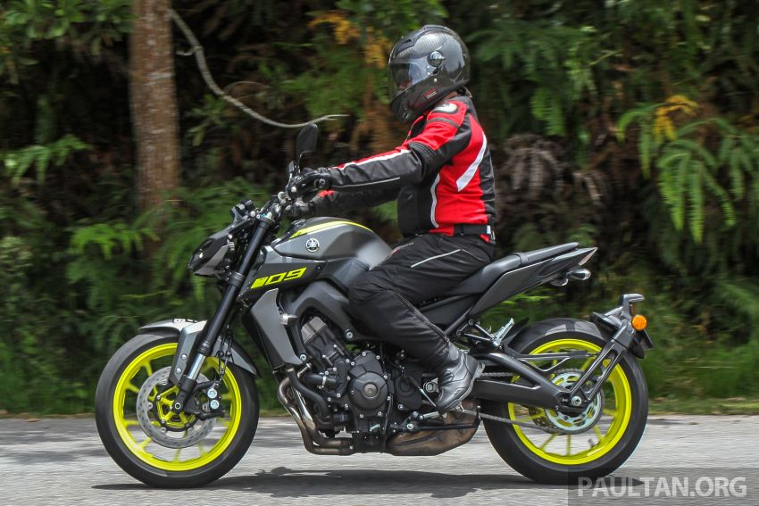 Honda CB650F, Kawasaki Z900 ABS, Triumph 765S, Yamaha MT-09 – which RM50k bike is best for you? Image #829715