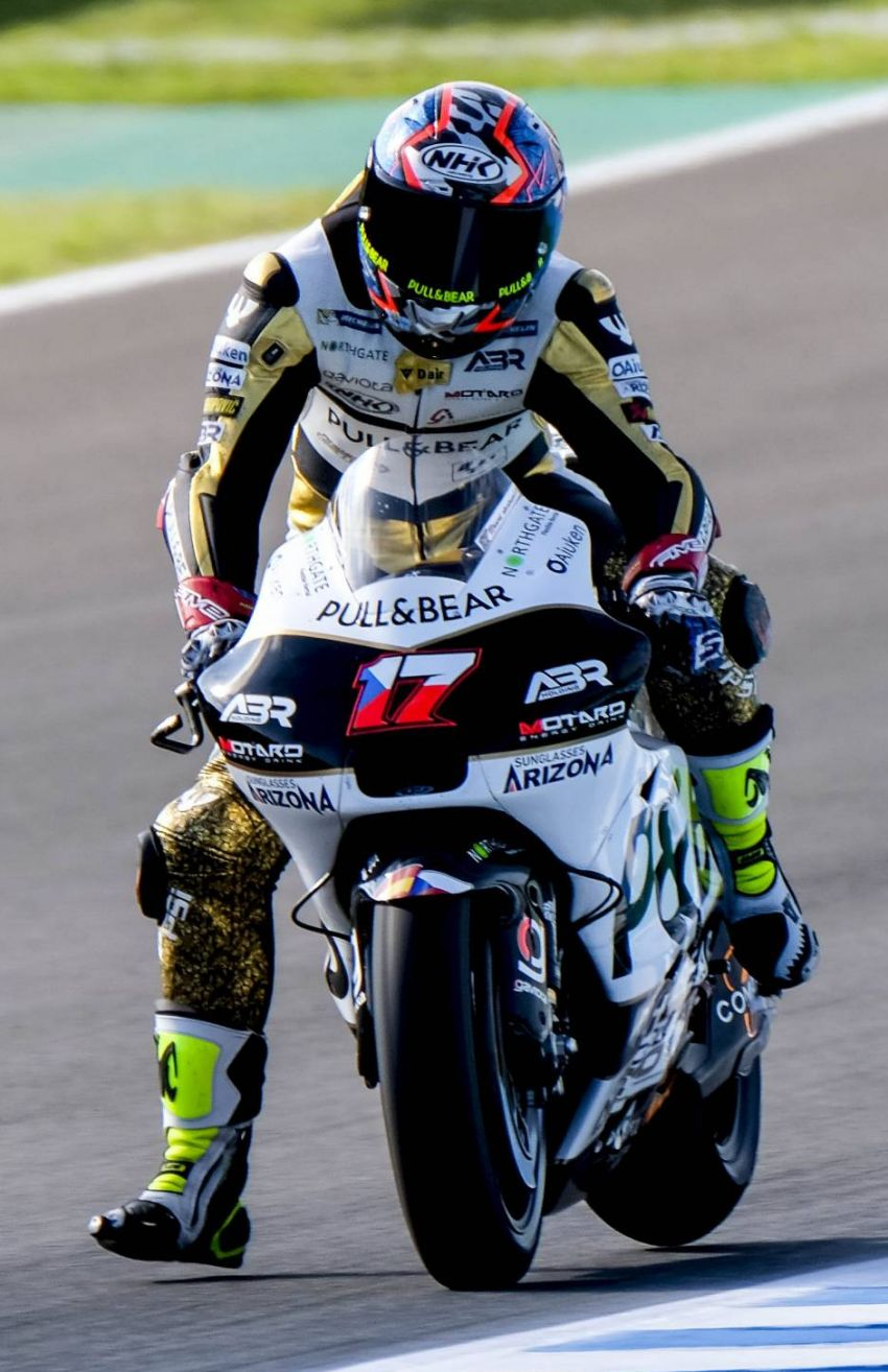 2019 MotoGP season sees Sepang Circuit and Angel Nieto Team partners in Yamaha satellite team Image #835356