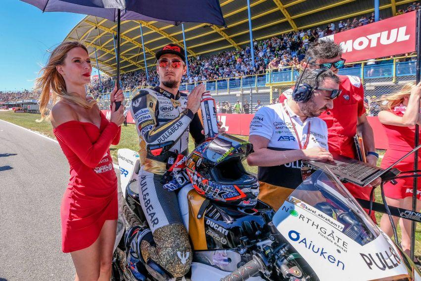 2019 MotoGP season sees Sepang Circuit and Angel Nieto Team partners in Yamaha satellite team Image #835365