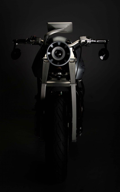 2018 Ethec electric bike promises 400 km range Image #835030