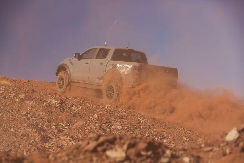 MEGA GALLERY: 2018 Ford Ranger Raptor in Darwin Image #844730