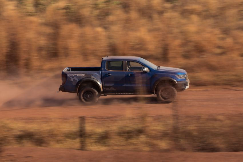 MEGA GALLERY: 2018 Ford Ranger Raptor in Darwin Image #844731