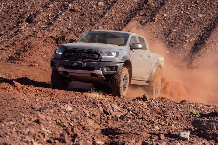 MEGA GALLERY: 2018 Ford Ranger Raptor in Darwin Image #844734