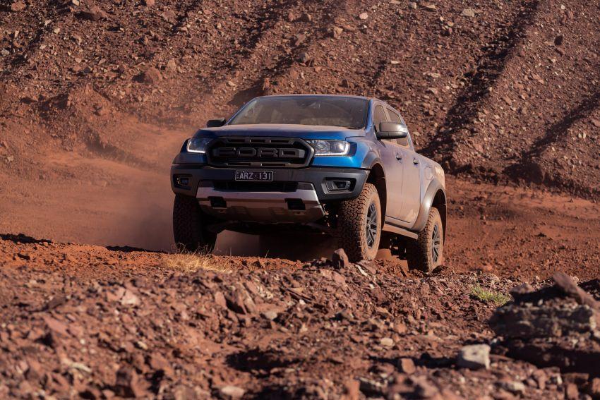 MEGA GALLERY: 2018 Ford Ranger Raptor in Darwin Image #844737