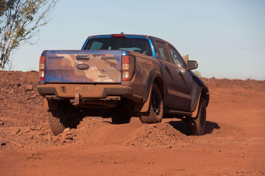 MEGA GALLERY: 2018 Ford Ranger Raptor in Darwin Image #844742
