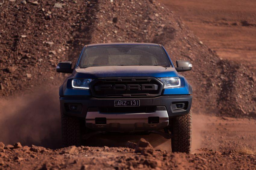 MEGA GALLERY: 2018 Ford Ranger Raptor in Darwin Image #844743