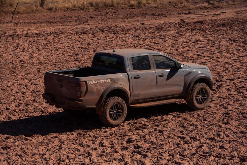 MEGA GALLERY: 2018 Ford Ranger Raptor in Darwin Image #844745