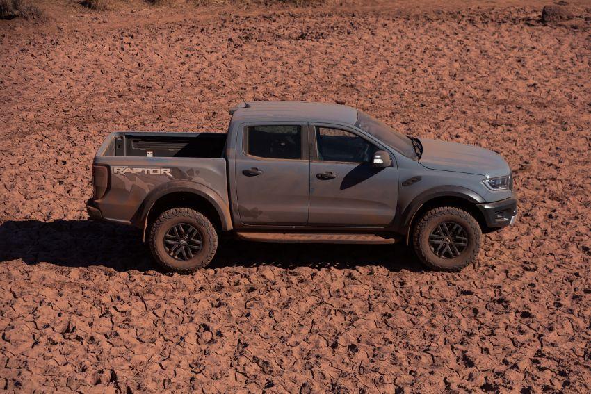 MEGA GALLERY: 2018 Ford Ranger Raptor in Darwin Image #844746
